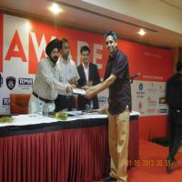 Award and Felicitation - Be-Aware @ Neel City Club